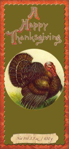 Atelier d'Isabelle: Happy Thanksgiving, atelierisabelle.com