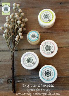 #samples #organic