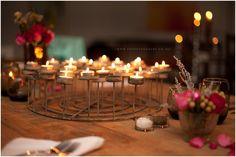 My Secret Proposal - table decorations