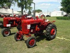 1955 Farmall 100