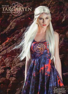 Game of Thrones- Targaryen Front