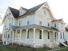 Victorian Real Estate - New York Real Estate