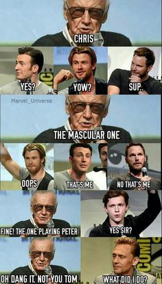 Marvel Avengers, Marvel Avengers Gifts, Funny Marvel Memes Find out best Marvel Avengers Gifts & Products Click The Link Avengers Humor, Marvel Jokes, Funny Marvel Memes, The Avengers, Dc Memes, 9gag Funny, Marvel Actors, Stupid Funny Memes, Avengers Funny Quotes