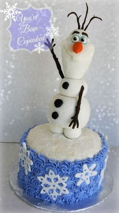 Olaf cake ideas for 2014 Halloween party that you will need ! - Fashion Blog