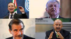 Definitivamente en México todos contra 'López Obrador' para este 2018