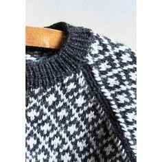 Færøsk Børne Sweater Strikkekit