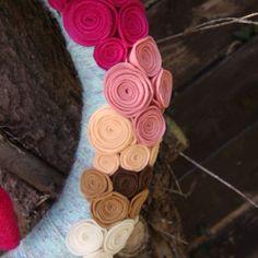 Make Easy Felt Flowers | Guidecentral