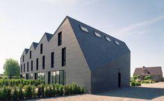 Apartments B by dmvA Architecten