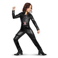 Black Widow Avengers Deluxe Child Girls Costume 43644
