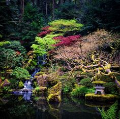 "Portland, Oregon's best ""hidden"" gem - it's the Zen garden in the Japanese garden in Washington Park."