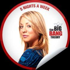 The Big Bang Theory: Penny Sticker Big Bang Theory Penny, Episode Online, Warner Bros, Bigbang, Favorite Tv Shows, Stickers, Movies, Films, Geek