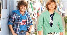 Moda para adolescentes Polo