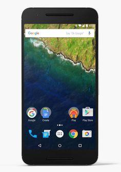 Huawei Nexus 6P 64GB Smartphone Graphite Black $1099.00 from Noel Leeming