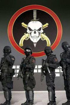 BOPE Escuadrón Élite de La Policía Militar Brasilera