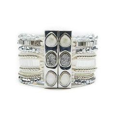 Le bracelet Hipanema Luna / collection hiver 2016/2017 sur shopnextdoor.fr