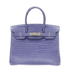 Birkin 30 can make you get everybody's notice but are not used to their special attention on you. If you need Hermes Birkin Bag 30 Brighton Blue Niloticus Crocodile Skin Silver Hardware,just come and join us! We are one of the best online store of the Hermes Birkin.more info at http://www.birkinsell.com