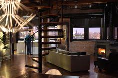 Chicago loft.