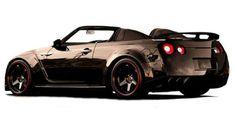 Nissan GT-R: Newport Convertible Engineering Cria Nissan GT-R C...