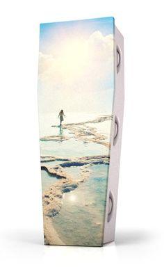 Dutch Funeral Design - Natuur - Coffin New Horizon