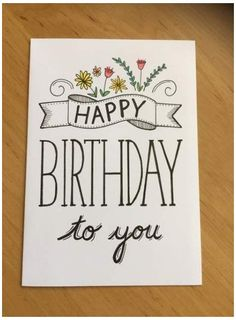 Creative Birthday Cards, Birthday Gift Cards, Birthday Cards For Friends, Bday Cards, Handmade Birthday Cards, Mom Birthday, Diy Birthday Cards For Mom, Birthday Presents, Diy Cards For Friends