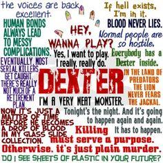 Best Dexter Quotes