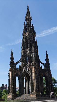 Edinburgh-Scotland-08 by Randy Dorman