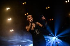 Jorja Smith - 03.04.17 Photo Credit: Chiara Melchior. For more information from this show please visit http://ift.tt/2nTqxRa