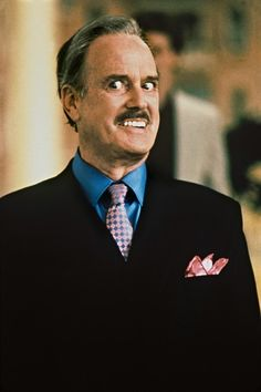 John Cleese - Writer, Actor, Producer