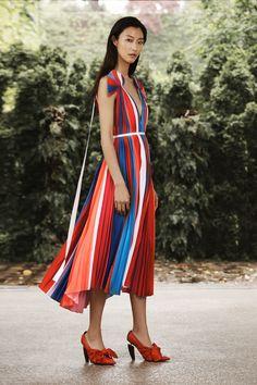 Prabal Gurung Resort 2019 New York Collection - Vogue