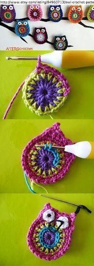 Gráficos e Receitas | tricôs, crochês, artesanatos em geral | Página 8