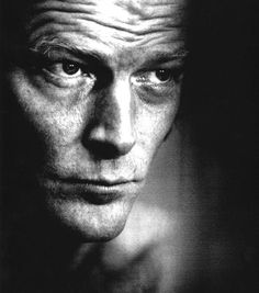 Iain Glen - Vagabond Shoes #photography #blackandwhite #portrait #man