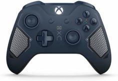 Equip yourself with the Xbox Wireless Controller – Recon Tech Special Edition, featuring a sleek, dark grey military design, rubberized diamond grip, and Bluetooth® technology for gaming on Windows 10 PCs and tablets. Xbox Wireless Controller, Gaming Headset, Game Controller, Nintendo Ds, Super Nintendo, Walmart, Wii U, Control Xbox, Playstation Store