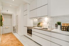 #homestyling #styling #kitchen #kök Homestyling av lägenhet mot innergård | Move2