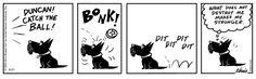 Raising Duncan Comic Strip, July 03, 2014 on GoComics.com