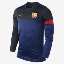 66cd69bb030 2015 16 FC Barcelona Stadium Home Men s Soccer Jersey. Nike.com Barcelona  Soccer