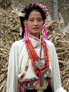 COSTUME PLANET: Tibet