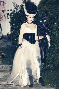 Bride Of Frankenstein Me Stuff Bride Of Frankenstein Costume