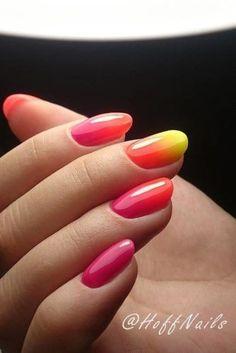 40 elegant summer nail designs #Bestsummernails