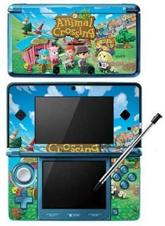Animal Crossing New Leaf Game Skin for Nintendo 3DS Console by SKinhub, http://www.amazon.com/dp/B00D37464I/ref=cm_sw_r_pi_dp_kW3Zrb1TQ6117