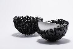 Bird´s nest, silver and oxidized iron | Erik Tidäng