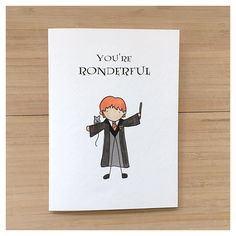 for best friends harry potter 28 Ideas Gifts Harry Potter Ron Weasley Harry Potter Ron Weasley, Harry Potter Love, Harry Potter Karten, Carte Harry Potter, Harry Potter Cards, Ron Weasley Birthday, Harry Potter Birthday Cards, Birthday Cards For Friends, Funny Birthday Cards