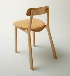 bambi chair by hisakazu shimizu and eizo okada of S design