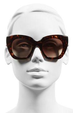 kate spade new york 'narelle' 51mm retro sunglasses   Nordstrom