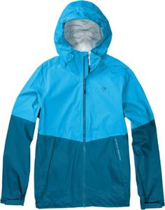 Mountain Hardwear Men's Exponent Rain Jacket Ocean Blue XXL