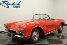 """1961 Corvette Convertible Streets Of San Francisco Original Print Ad 8.5 x 11/"""""""
