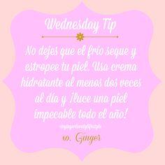 Ginger Lovely Lifestyle: #WednesdayTips