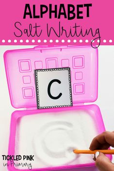 15 FREE Letter Activities to Help Students Learn the AlphabetLooking for unique ways to teach your kindergarten and first grade students the alphabet? Click through to find 15 alphabet activities for FREE! Alphabet Activities Kindergarten, Preschool Writing, Preschool Letters, Learning The Alphabet, Letter S Activities, Writing Activities For Preschoolers, Kindergarten Literacy Activities, Alphabet Learning Games, Printable Alphabet Letters