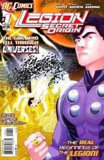 Legion - Secret Origin 1 2 3 4 5 6 complete set ---> shipping is $0.01!!!