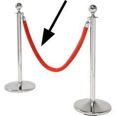 VIP Cord Vegas Red - KARE Design