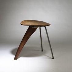 Noguchi Rudder stool